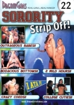 裏DVD sorority 22